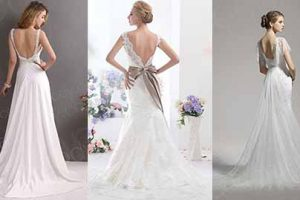 5 Most Interesting Wedding Dresses Lace! Get The Most Attractive Wedding Dress