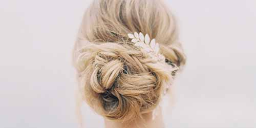7 Delightful Wedding Hairstyles For Medium Length 2019 - Have A Look!