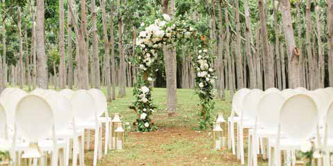 8 Unique Wedding Ideas! Do The Best Wedding Arrangement
