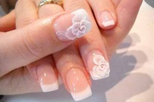 9 Fantastic French Classy Nail Art Tips 2019. Must Try!