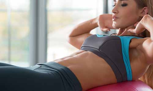 30 Day Ab Challenge Fitness Plans